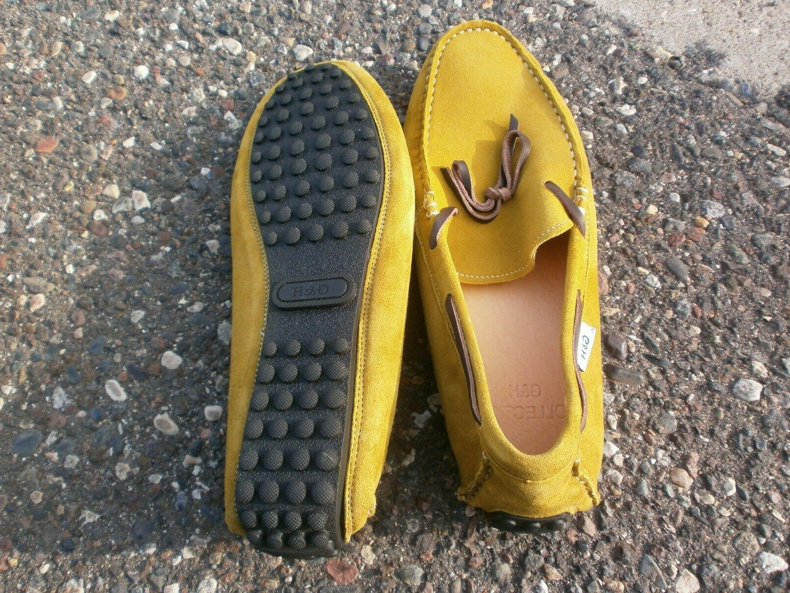New Moccasins Shoes Leather Comfortable