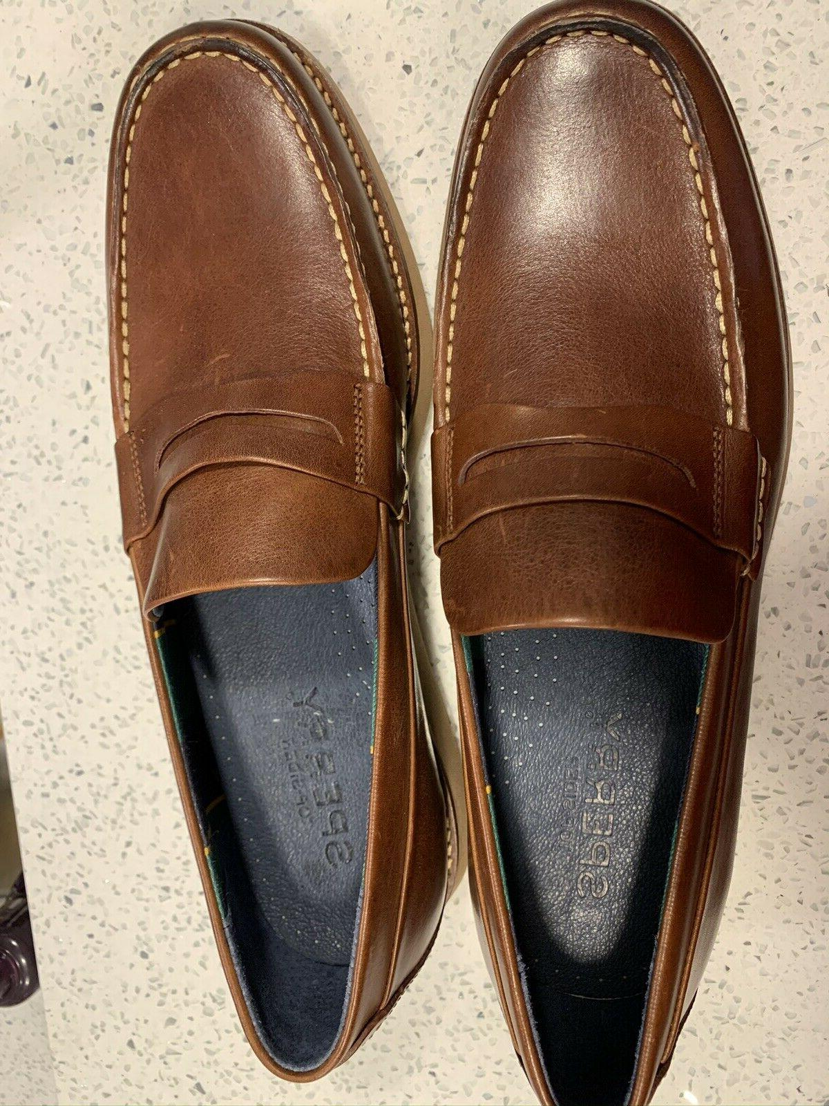 New Top Sider Penny Loafers Sz 11
