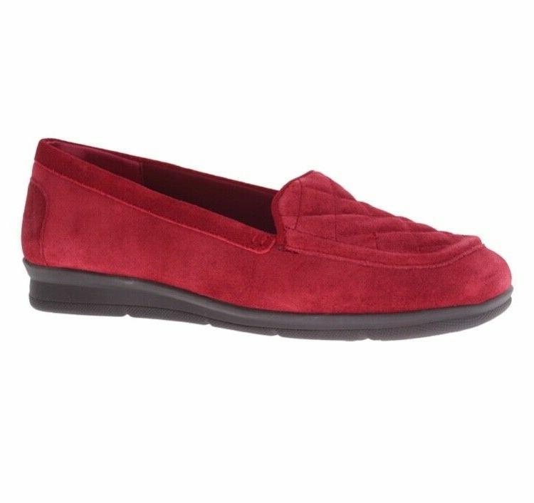 NEW!!! Women's Loafers - Easy Spirit Wynter - Dark Red- Size