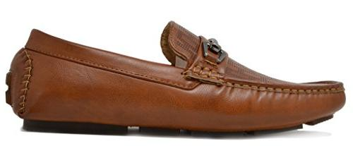 BRUNO MARC Men's Loafers Shoes 10 US