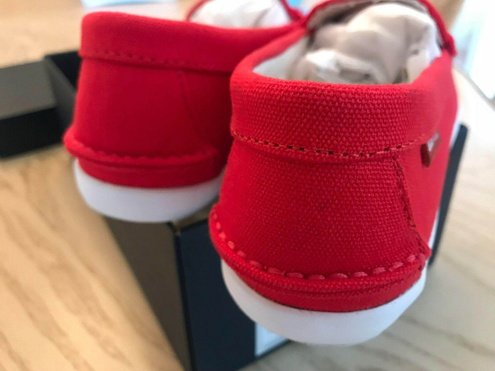 NIB Cole Haan Red Loafer