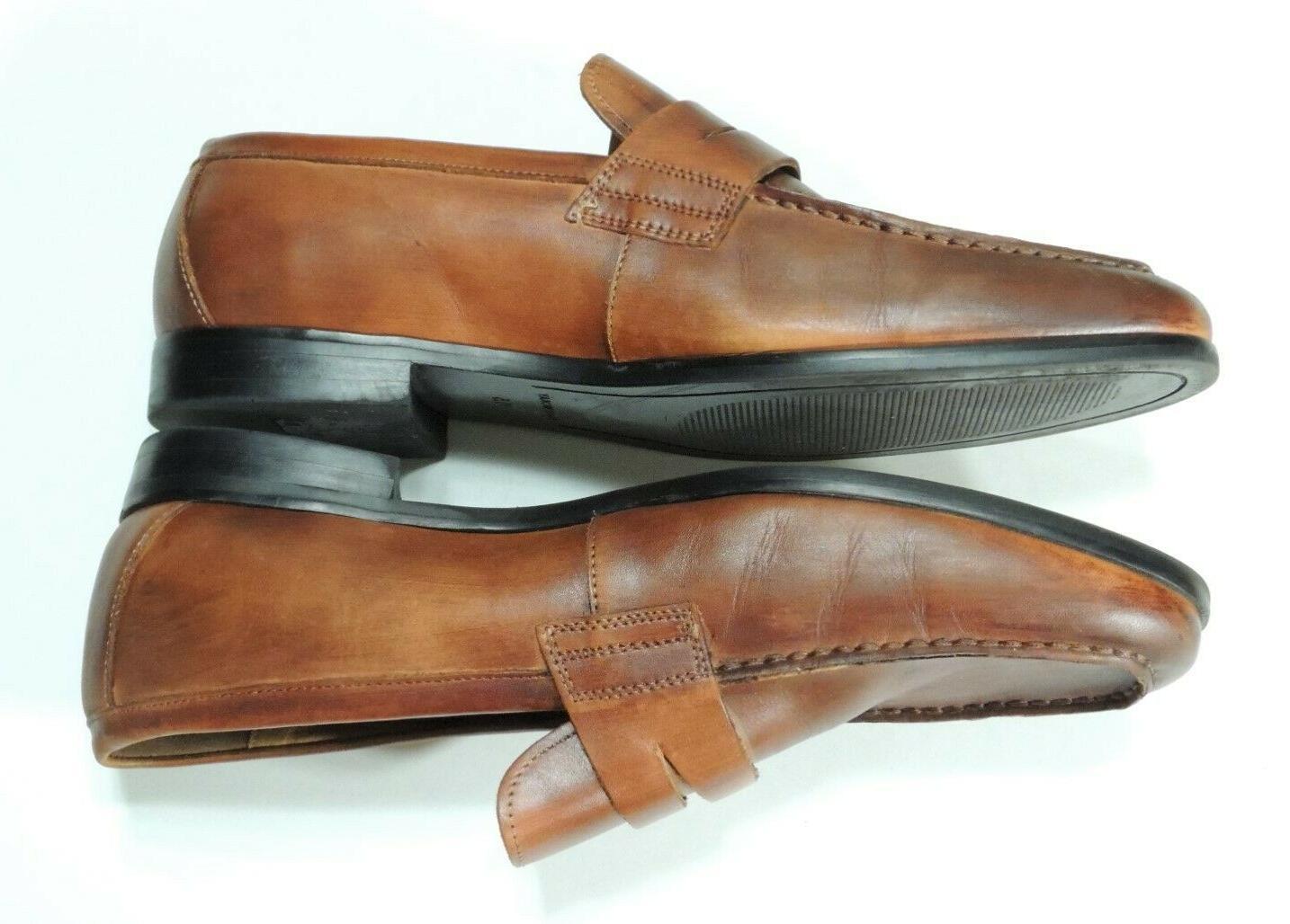 Blake McKay Penny Size Brown Genuine Shoes