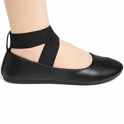 Alpine Peony Ballet Strap On Loafers