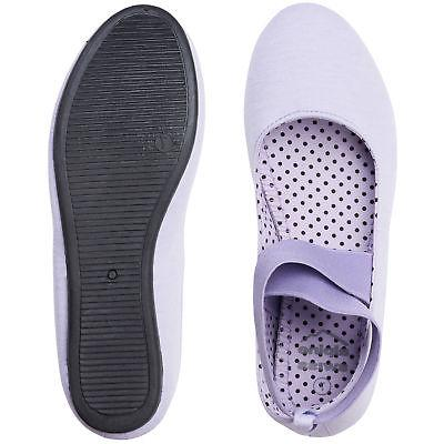 Alpine Peony Ballet Strap Slip On Loafers