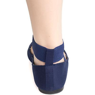 Ballet Strap Slip Loafers