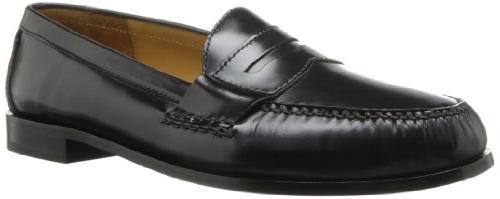 pinch penny leather loafers slip