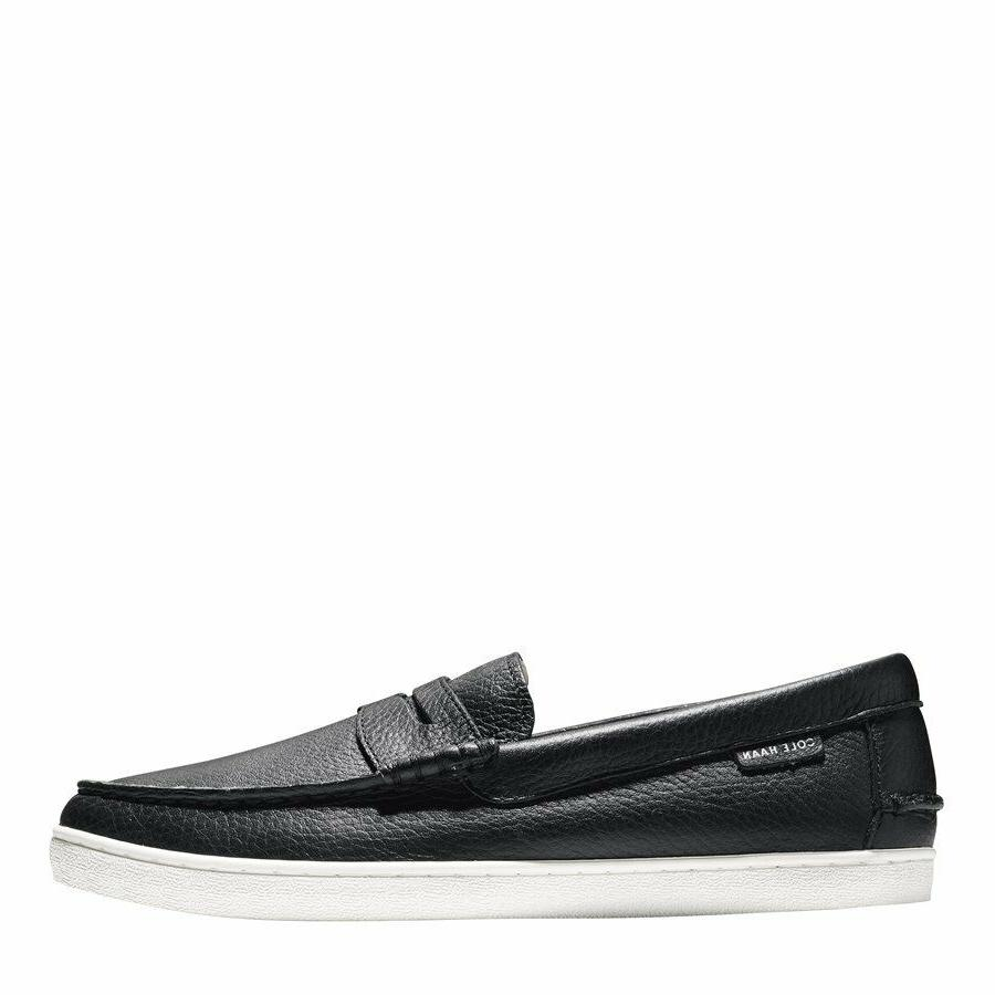 Cole Haan Men's Size Leather Loafer Slip Ons New