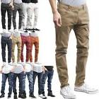Premium Designer Fashion Mens Slim Fit Skinny Denim Jeans Co