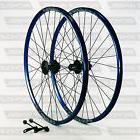 """Pure XCR Blue 26"""" mountain bike wheel set, 26"""",Shimano Viam"""