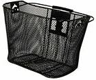 Schwinn Quick Release Wire Basket for Bicycle Personal Items