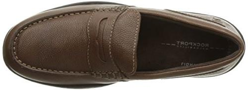 Rockport Landing Ii Loafer- Tumbled-10 W
