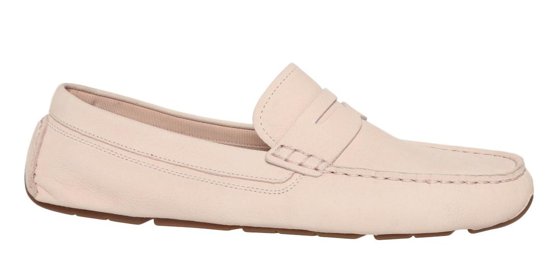rodeo penny driving pink loafer 11407 size