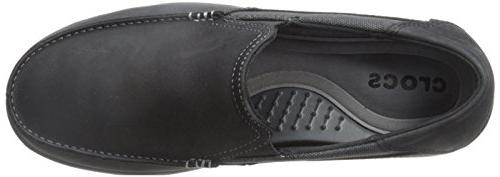 2 Luxe Leather M Slip-On M
