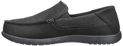 crocs 2 Slip-On Black/Black, M US