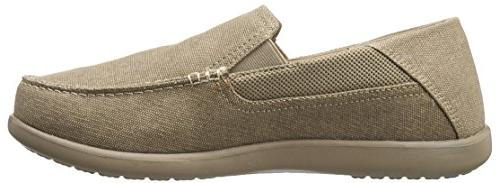 crocs Men's Santa Cruz 2 M Slip-On Loafer, 8 US