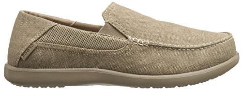 crocs Loafer, Khaki/Khaki, US