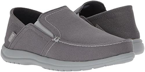 Crocs Santa Convertible grey/slate 11 US