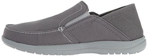 Crocs Cruz Convertible Slip-On Loafer, light US