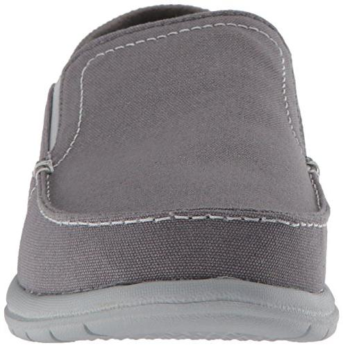 Crocs Men's Convertible grey/slate M US