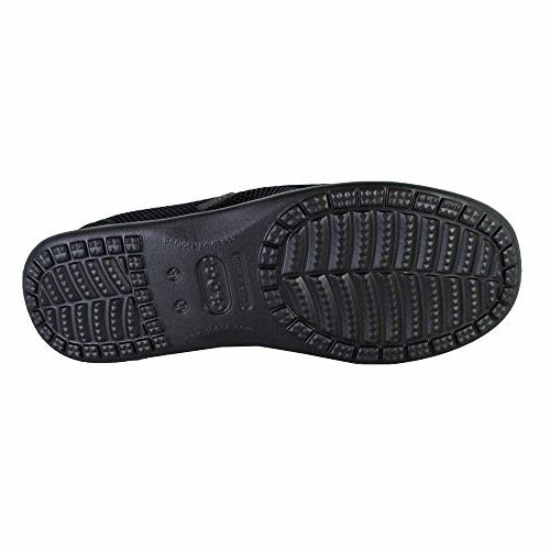 crocs Rx Slip-On,Black/Black,10