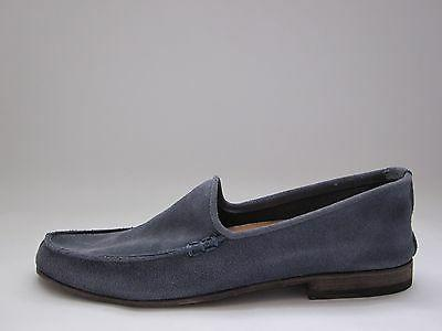 scotty loafers jeans blue men s 8