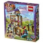 Lego Sets For Kids Educational Toys Friends Princess House G