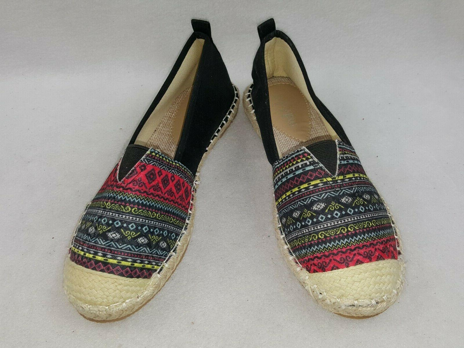 Bella Marie Fashion Slip Flats
