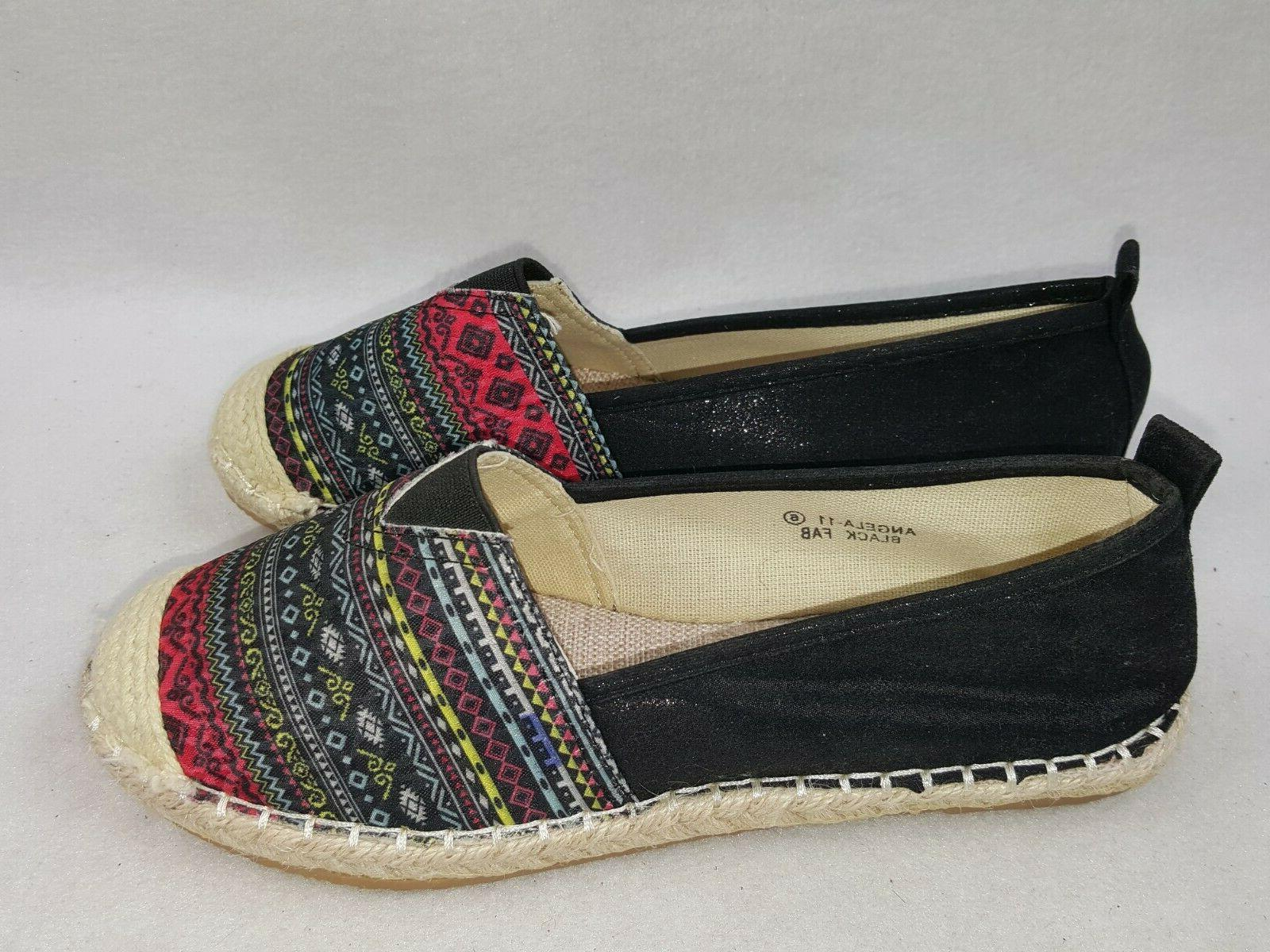 shoes womens fashion slip on loafers flats