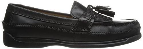 Dockers Men's Kiltie Loafer,Black,9 M US
