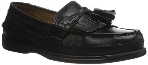 sinclair kiltie loafer