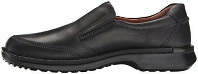 Men's Ecco Slip-On, 44EU - Black