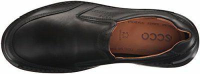 Men's Slip-On, 10-10.5US / 44EU - Black
