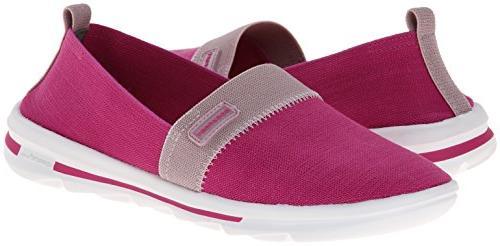 Women's Rockport On Air' Slip-On Size M - Purple