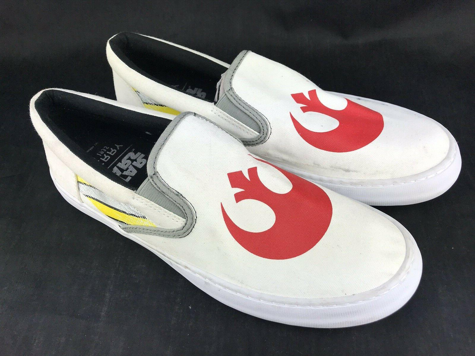Sperry Boat 10 Star Wars Canvas Loafers Sneaker