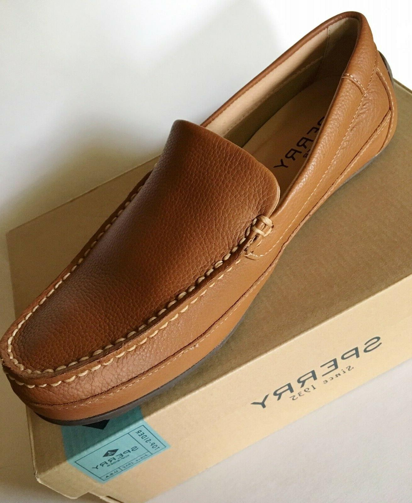 Sperry Men's Hampden Venetian Sahara Slip-On Loafer 8M