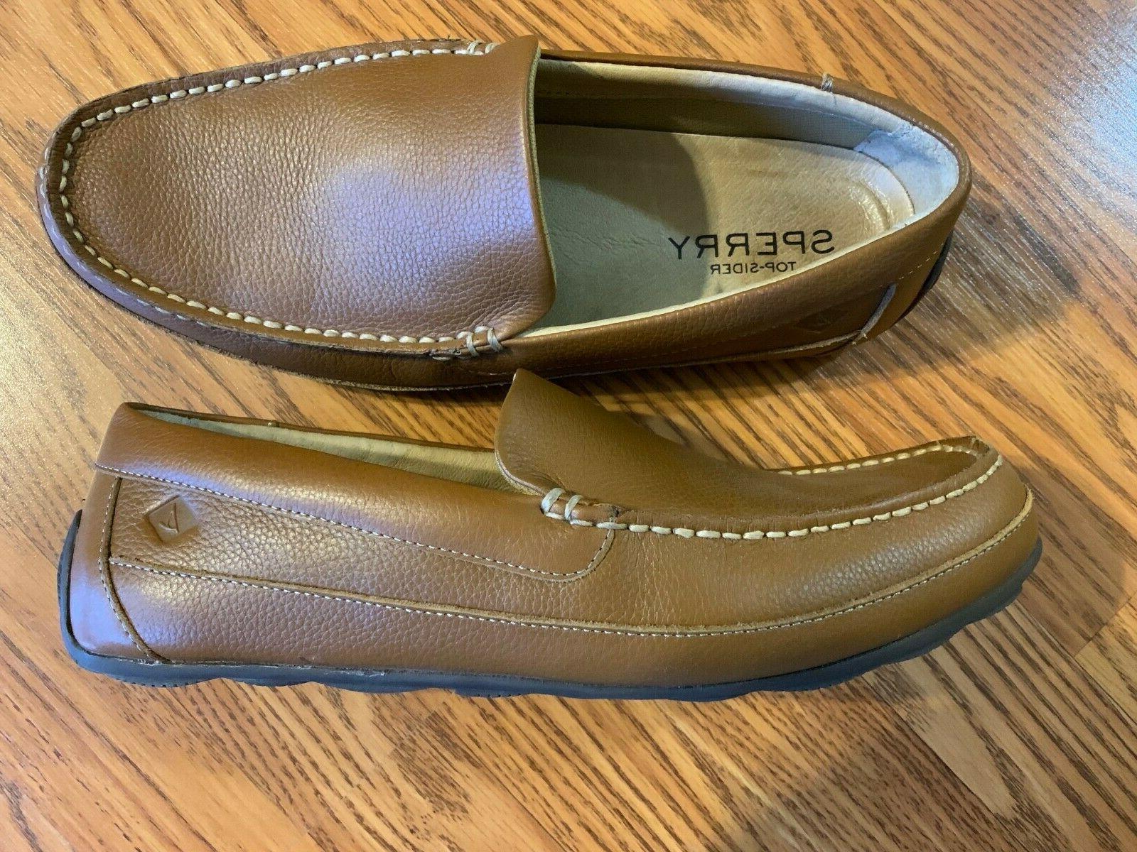 Sperry Men's Hampden Slip-On Loafer, SAHARA 11.5