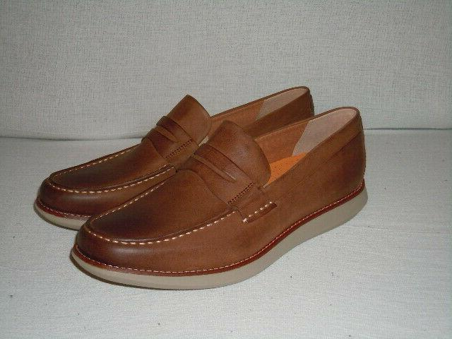 Sperry Top-Sider Kennedy Loafers 10 M Tan