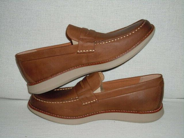 Sperry Kennedy Penny Loafers 10 M