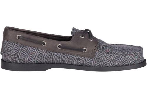 Sperry Top 2 Eye A/O Tailored Grey
