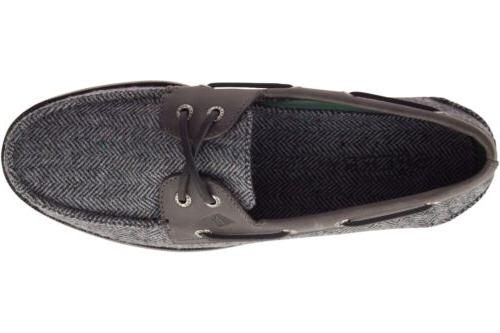 Sperry Top 2 Eye Shoes A/O Tailored Grey