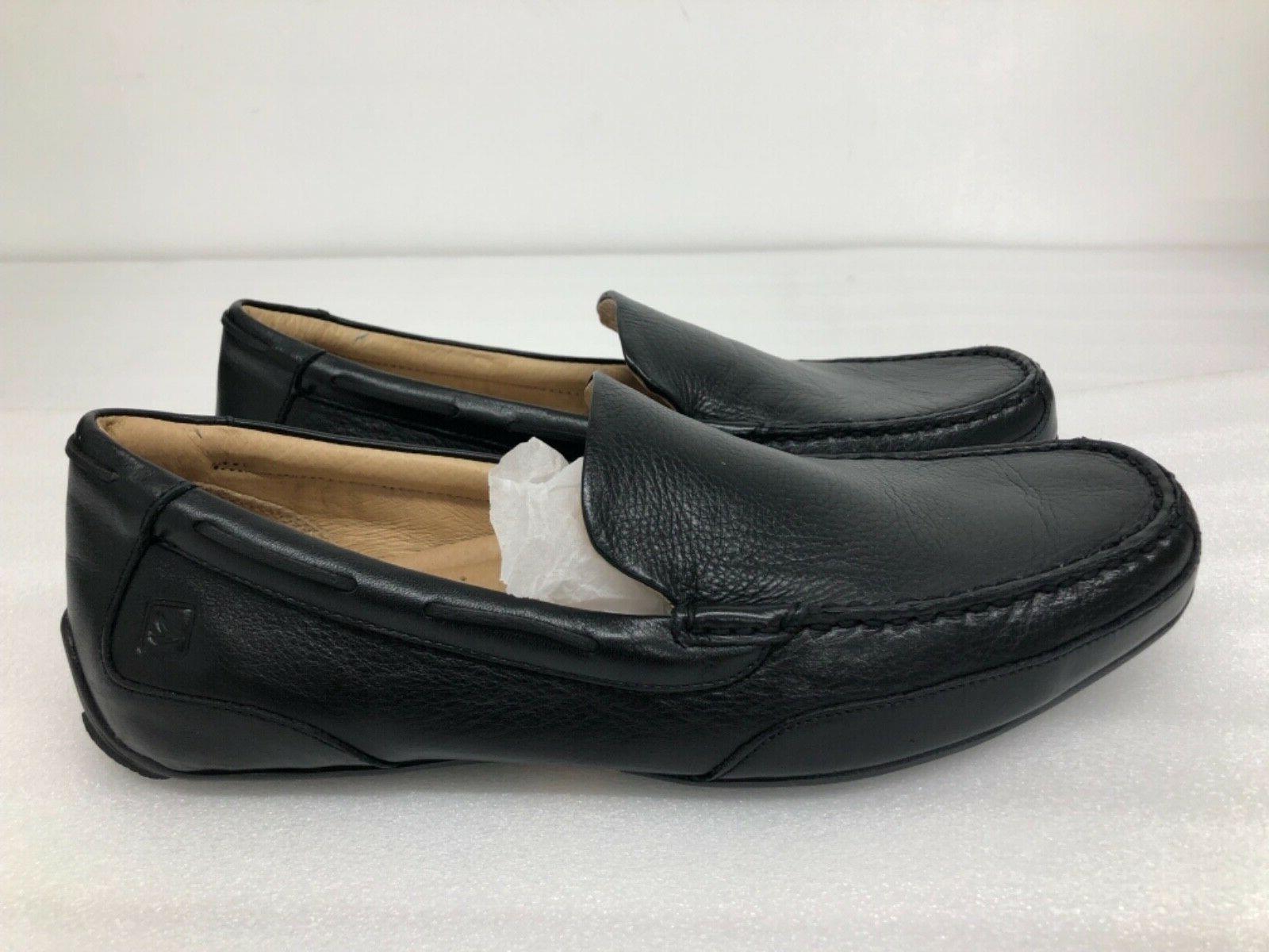 Sperry Top-Sider $90 Men's Loafer Size 13 Black Leather