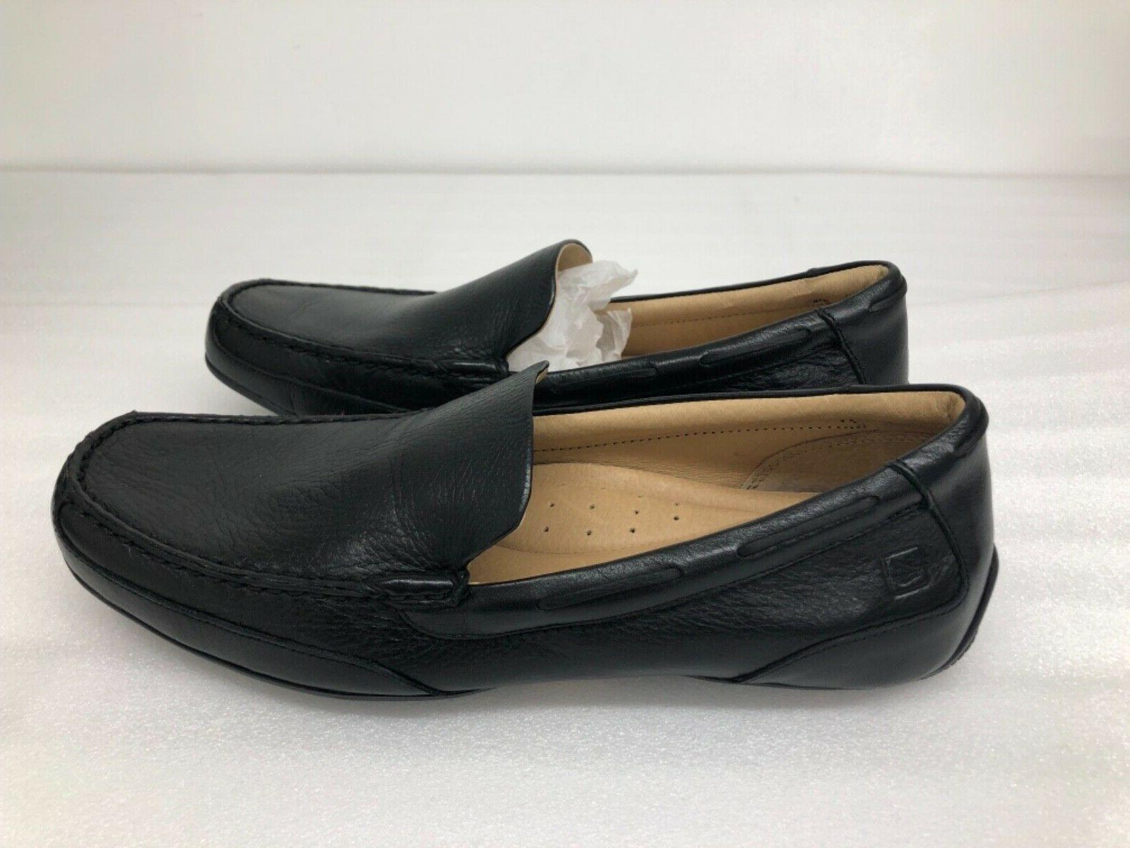 Sperry Venetian $90 Loafer Size Black Leather