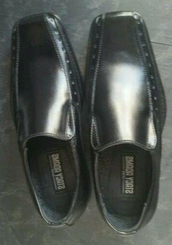 Stacy Loafers 13.5 Bike Shoes Black NWOB