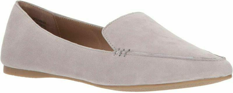 steve madden women s feather loafer flat