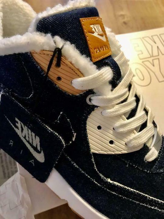 Super Rare sneakers × Levi's BY AIR 90 US 11inch