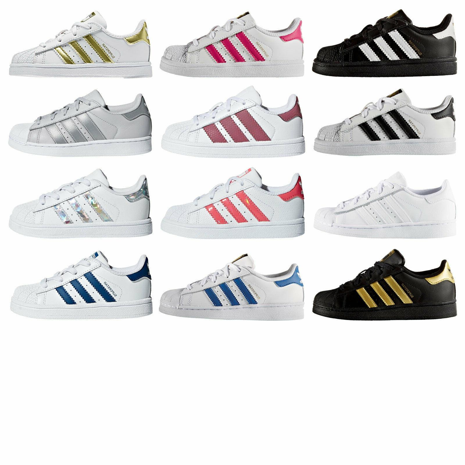 superstar kids sneakers toddler loafers shoes