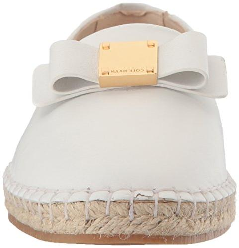 Cole Haan Bow Loafer, Leather, B