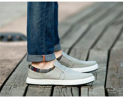 US Loafers Shoes Slip on Sneakers
