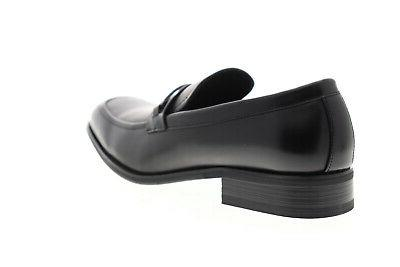 Unlisted by Voyage Loafer B Mens Black Loafers