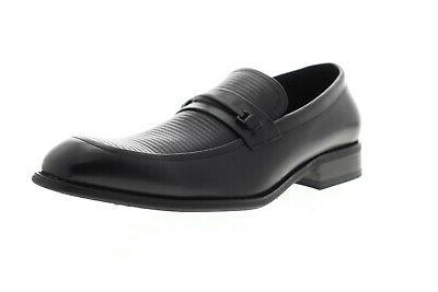 voyage loafer b mens black dress loafers
